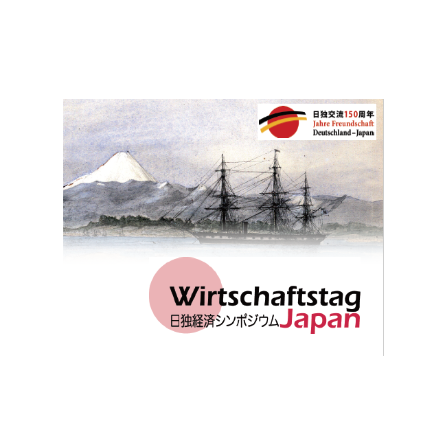 Wirtschaftstag Japan